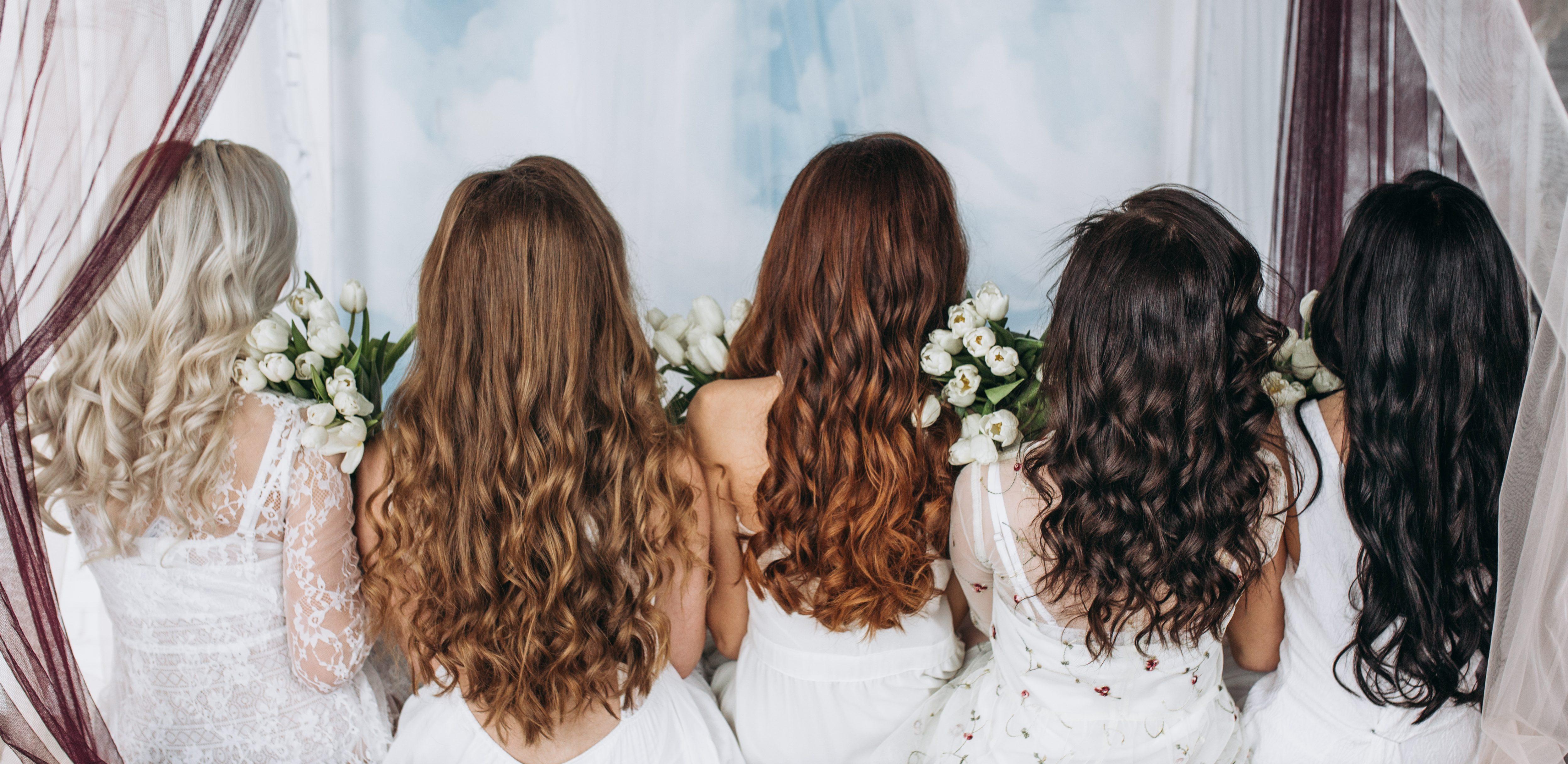 El cabello rizado es tendencia